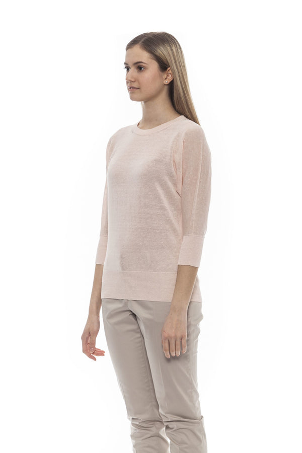 Rosa Pink Sweater