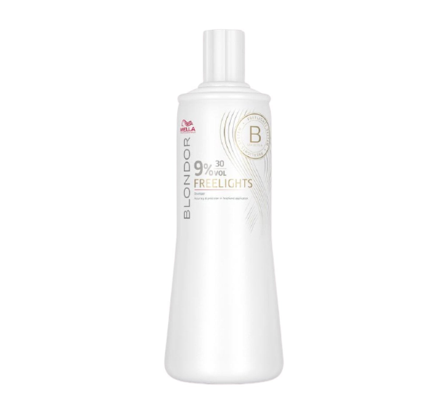 Wella Freelights Developer 9% 30vol 1000ml