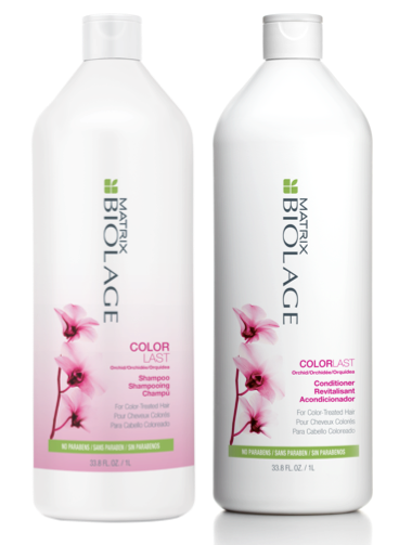 Matrix Biolage Colorlast Shampoo And Conditioner 1l Duo Pack