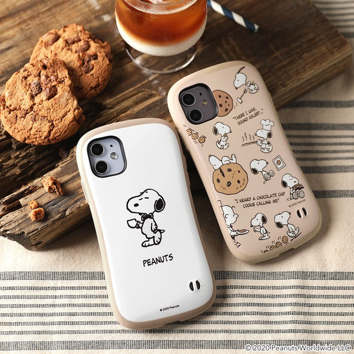 iFace SNOOPY Cafe case  iPhoneケース 人気 おしゃれ
