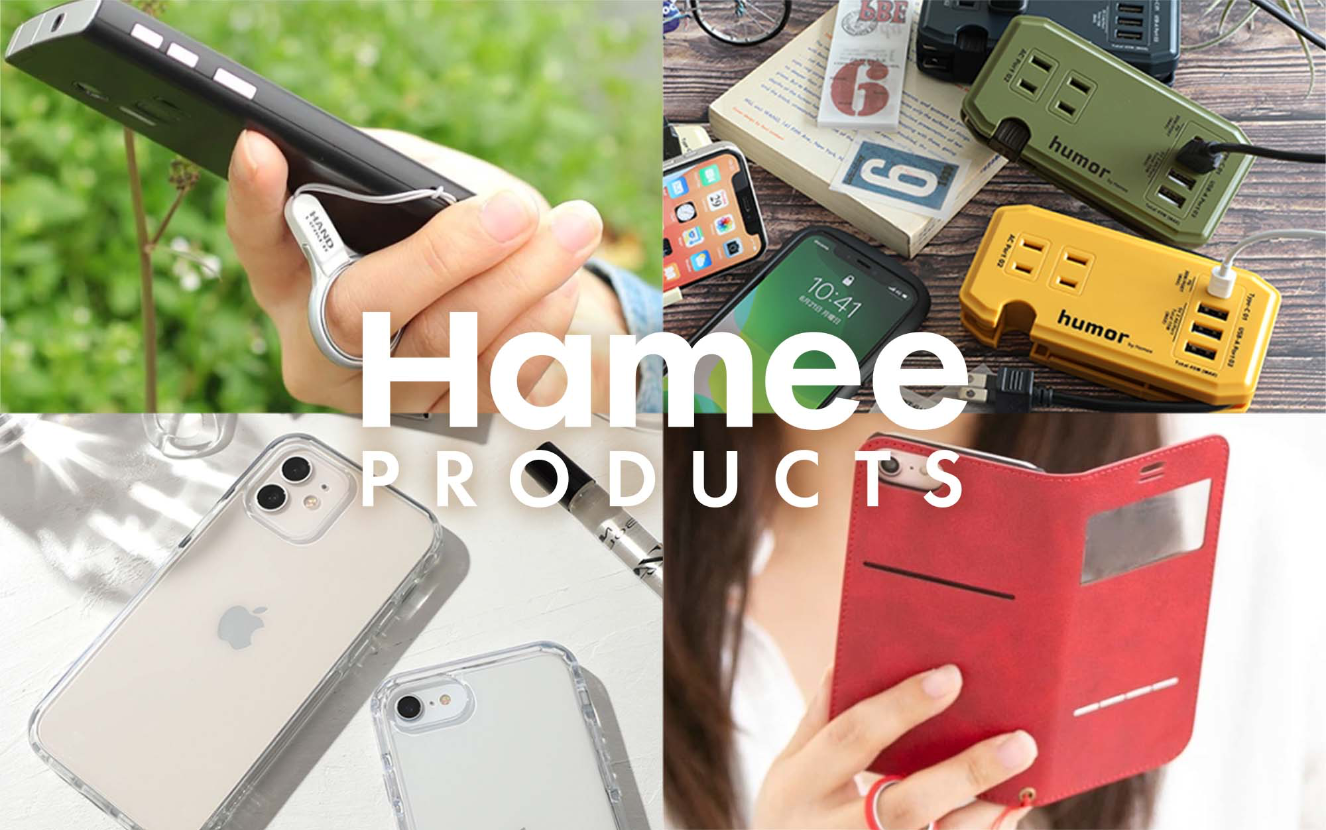 Hamee PRODUCTS