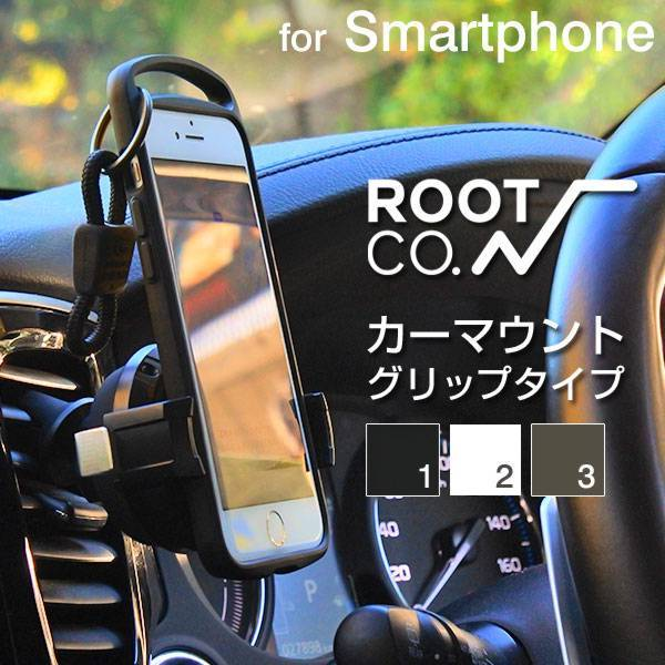 ROOT CO. PLAY Grip. Smart Car Mount. カーマウント