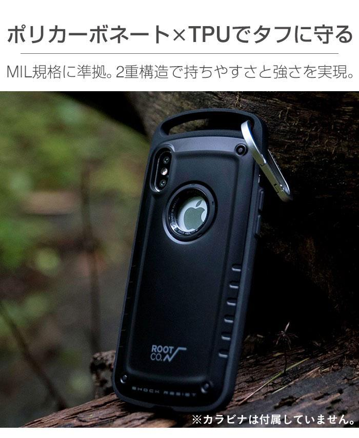 [iPhone 12 Pro Max/11 Pro Max専用]ROOT CO. Gravity Shock Resist Case Pro.