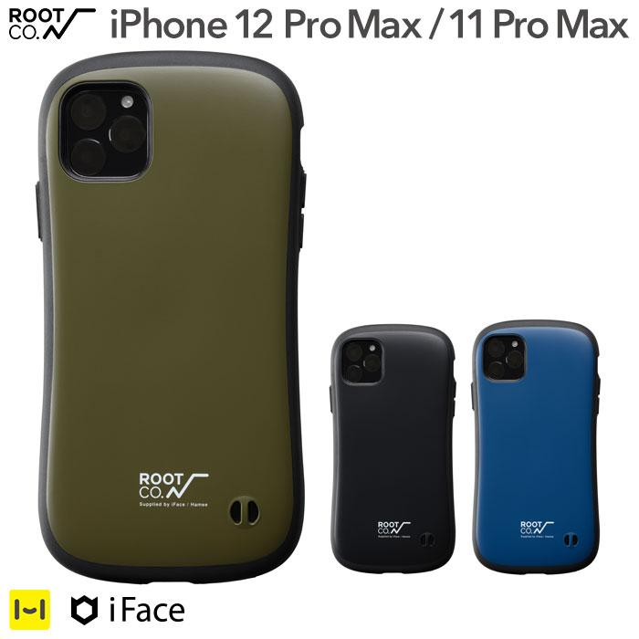 【iPhone 12 Pro Max/11 Pro Max専用】ROOT CO. Gravity Shock Resist Case. /ROOT CO.×iFace Model