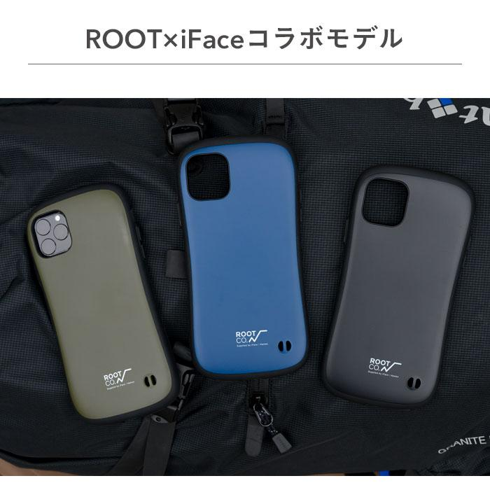 [iPhone 12 Pro Max/11 Pro Max専用]ROOT CO. Gravity Shock Resist Case. /ROOT CO.×iFace Model
