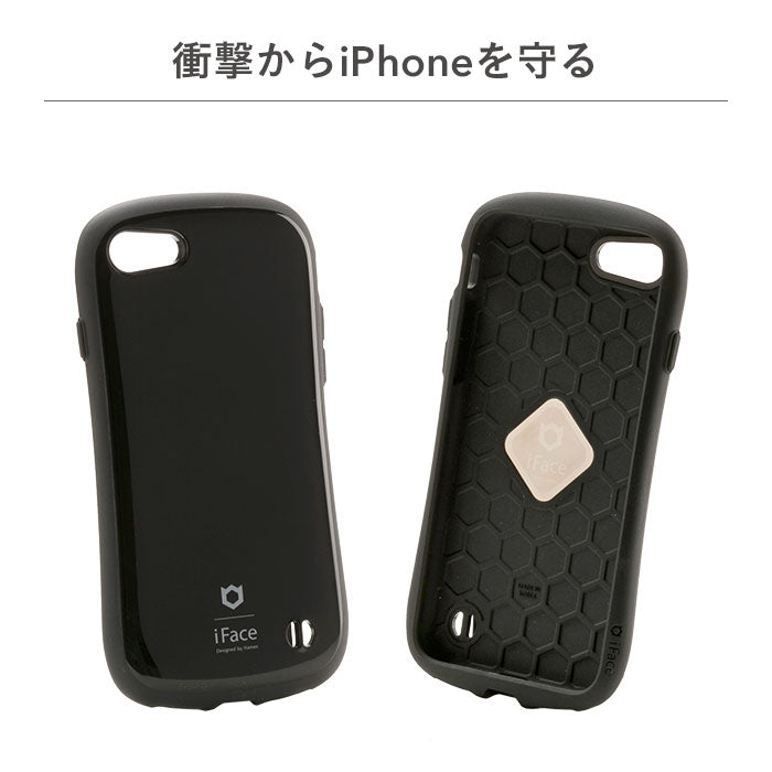 【iPhone 8/7/6s/6/SE(第2世代)専用】iFace First Class Standard / Metallic  ケース