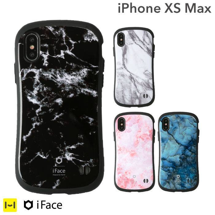 iPhone XS Max ケース 大理石 iFace First Class Marble【iFace公式通販】【保証付き】