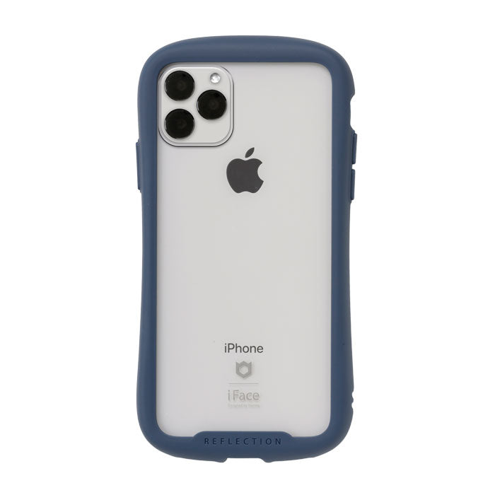 【iPhone 12/12 mini/12 Pro/12 Pro Max/11 Pro/11/11 Pro Max/XS/X/XS Max/XR/8/7/6s/6/8 Plus/7 Plus/SE(第2世代)専用】iFace Reflection 強化ガラス クリアケース【iFace公式通販】【保証付き】