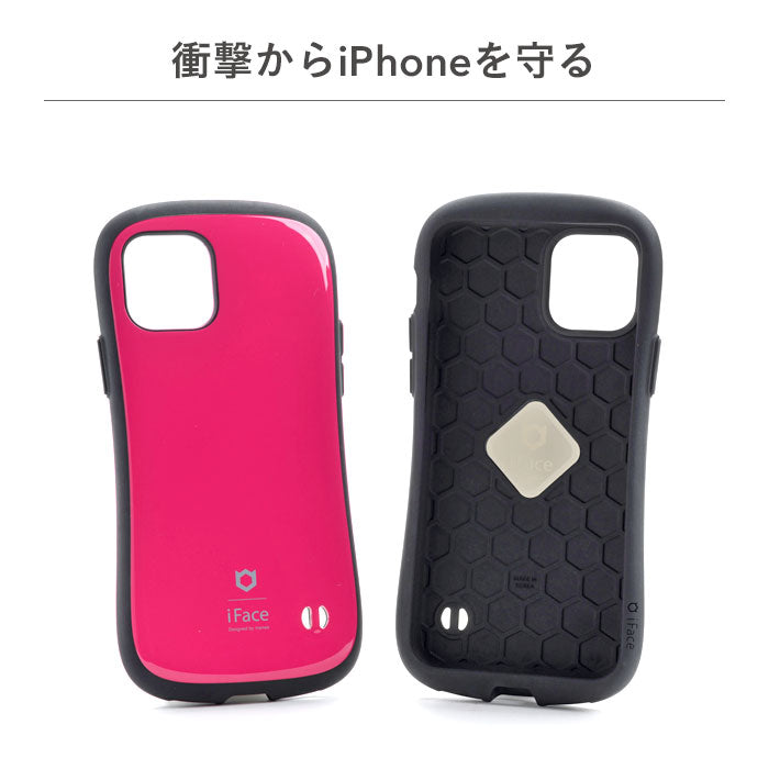 【iPhone 12/12 mini /12 Pro/12 Pro Max/11 Pro/11/11 Pro Maxケース】iFace First Class Standard / Metallic / Pastel / Senseケース【iFace公式通販】【保証付き】