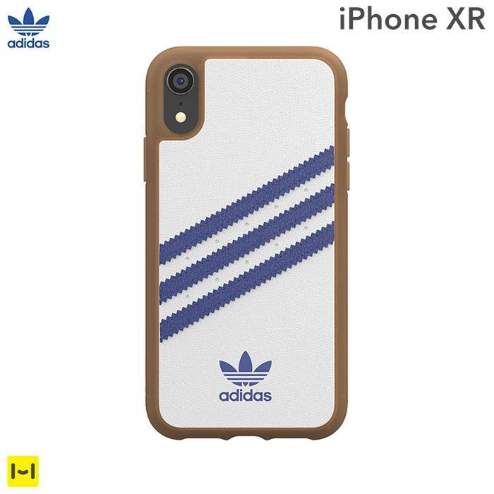 [iPhone XR専用]adidas Originals Moulded Case SAMBA(Collegiate Royal)