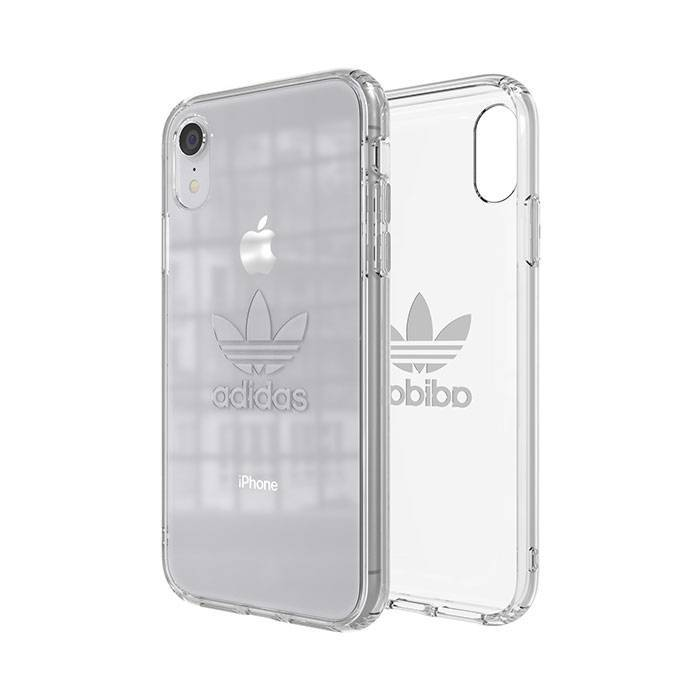 [iPhone XR専用]adidas Originals Protective Clear Case(Clear)