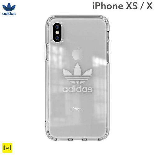 [iPhone XS/X専用]adidas Originals Protective Clear Case(Clear)