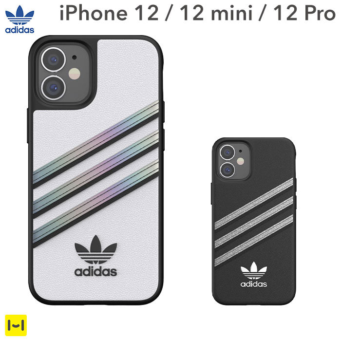 [iPhone 12/12 mini/12 Pro専用]adidas アディダス Originals Moulded Case SAMBA