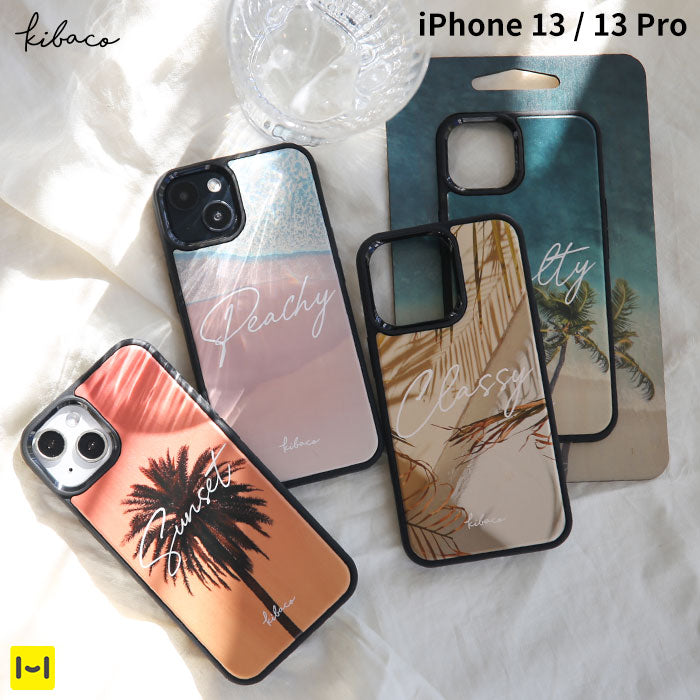 [iPhone XR専用]kibaco BAMBOO RUBBER CASE