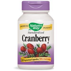 Cranberry extract - 120 vcaps