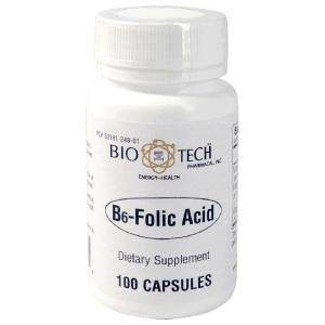B6-Folic Acid 100c - HolisticHealthPartners