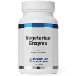 Vegetarian Enzyme 120t - HolisticHealthPartners