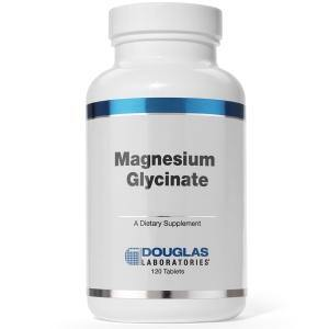 Magnesium Glycinate 100mg 120t - HolisticHealthPartners