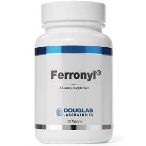 Ferro-C (Ferronyl w/Vitamin C) 60t - HolisticHealthPartners