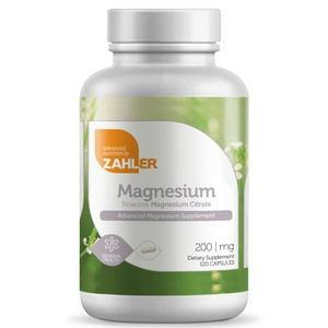 Magnesium Citrate 200 mg 120c - HolisticHealthPartners