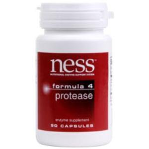 Protease #4 - 90 caps - HolisticHealthPartners