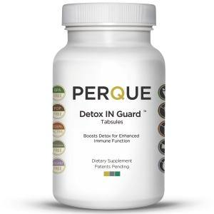 Detox IN Guard (Perque 1) - 60 tabs - HolisticHealthPartners