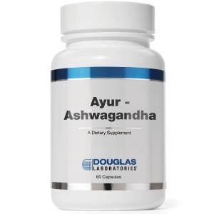 Ayur-Ashwaganda (Indian Ginseng) 60c - HolisticHealthPartners
