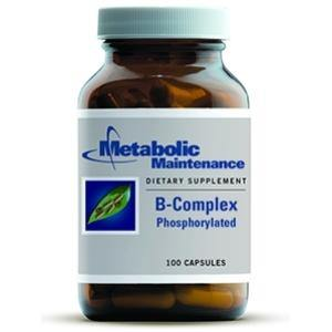 B-Complex(Phosphorylated) 100c - HolisticHealthPartners
