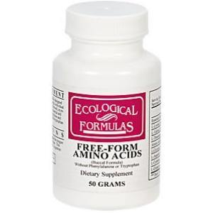 Amino Acid crystals 50gms (Free-Form) - HolisticHealthPartners