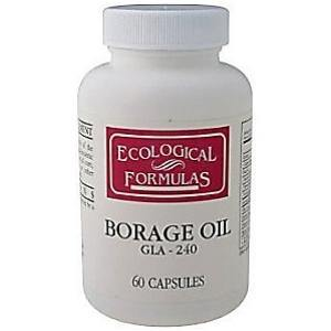 Borage Oil GLA-240 60c - HolisticHealthPartners