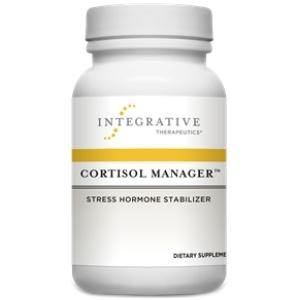 Cortisol Manager 90t - HolisticHealthPartners