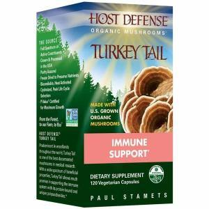 Turkey Tail 120 vegcaps - HolisticHealthPartners
