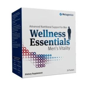 Wellness Essentials Men's Vitality 30pkts - HolisticHealthPartners