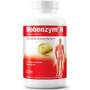 Wobenzym N 200t - HolisticHealthPartners