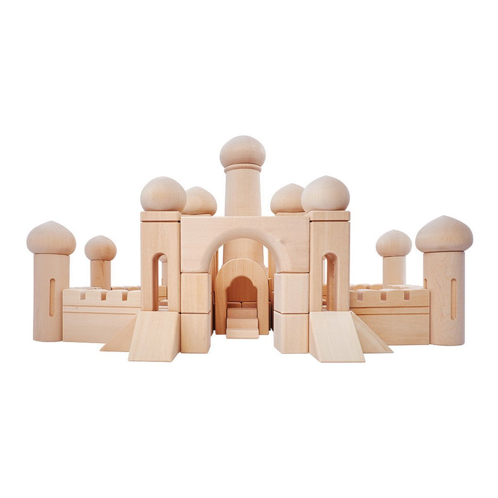 Kubi Dubi Aladdin's Palace block set profile