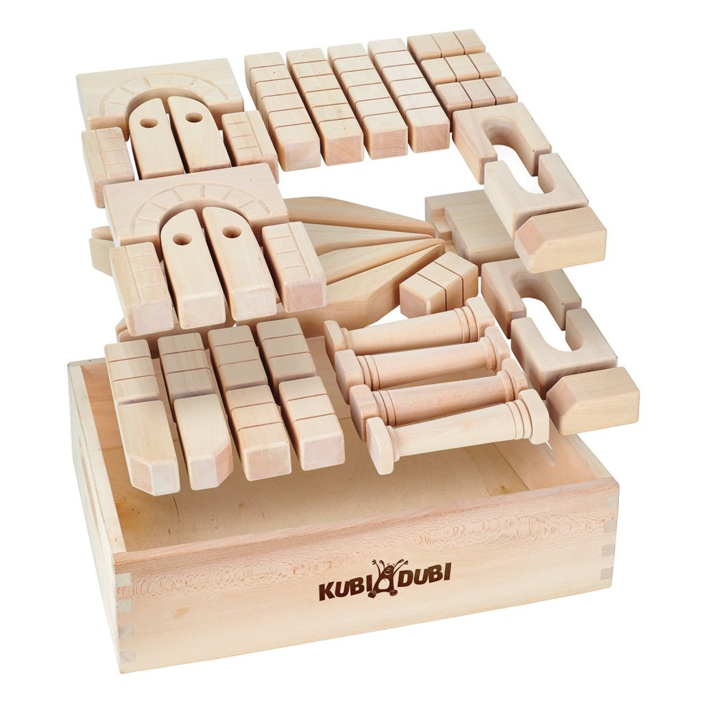 Kubi Dubi Caesar block set boxed