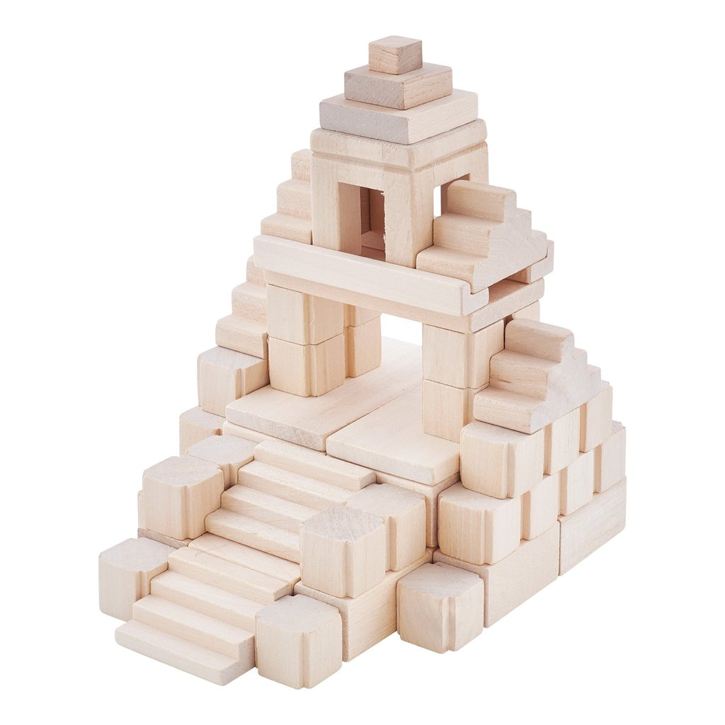 Kubi Dubi Mayan block set