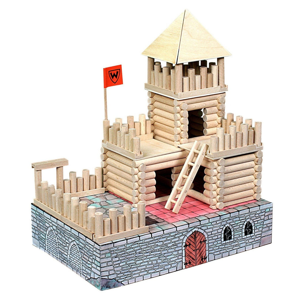 Walachia fort building set