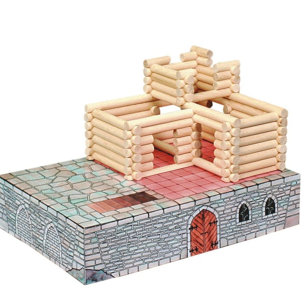 Walachia fort building set, in progress