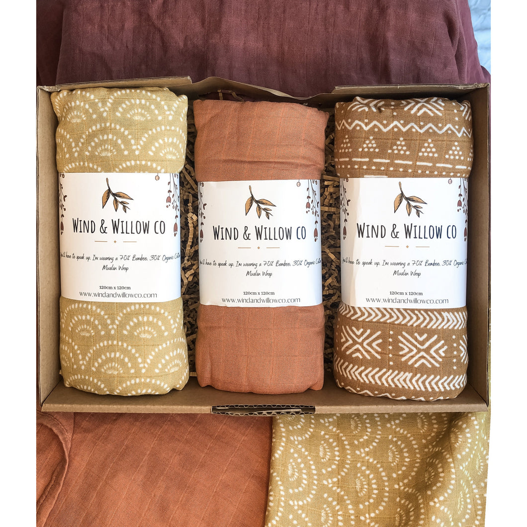 Wind & Willow Co Gift Bundle - Sunrise