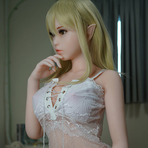 HD26-130CM chubby big breasts silicone female sex doll for adult men