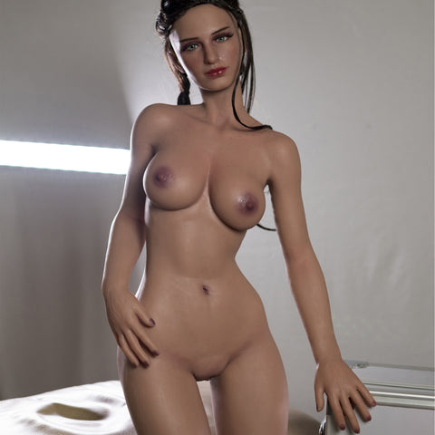 HD08-105cm Small Sex Doll Real Silcone love doll Honey