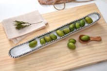 Load image into Gallery viewer, Olive Serving Dish - Salerno