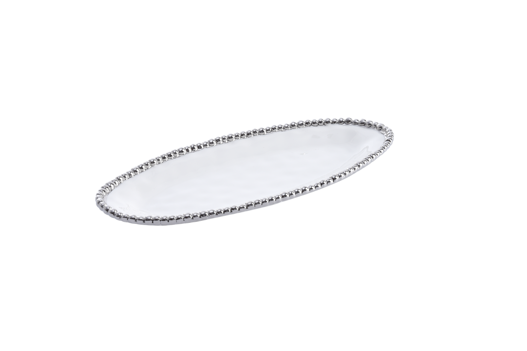 Small Oval Serving Piece - Salerno