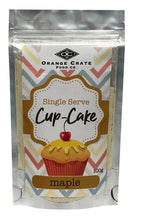 Load image into Gallery viewer, Maple Single Serve Cup-Cake