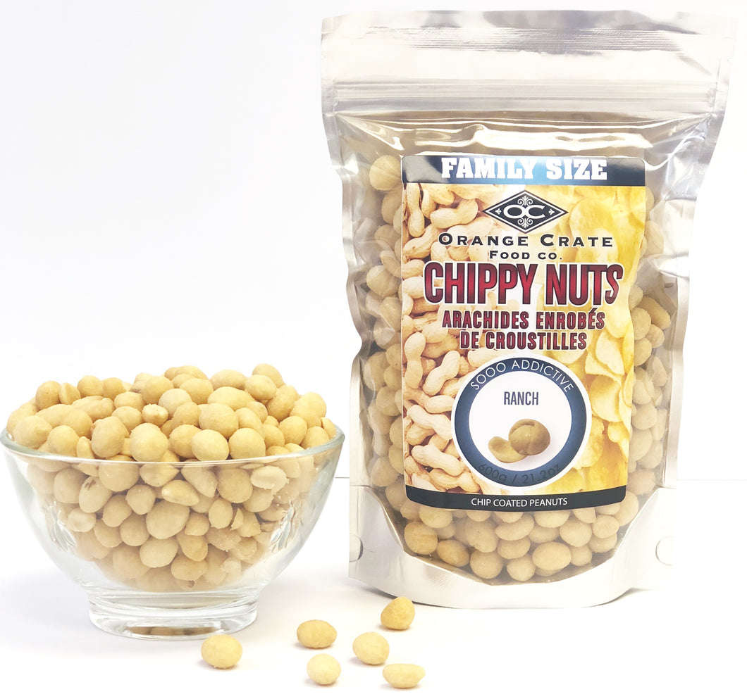 Chippy Nuts Ranch - 600G