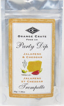 Load image into Gallery viewer, Jalapeno & Cheddar Cold Dip