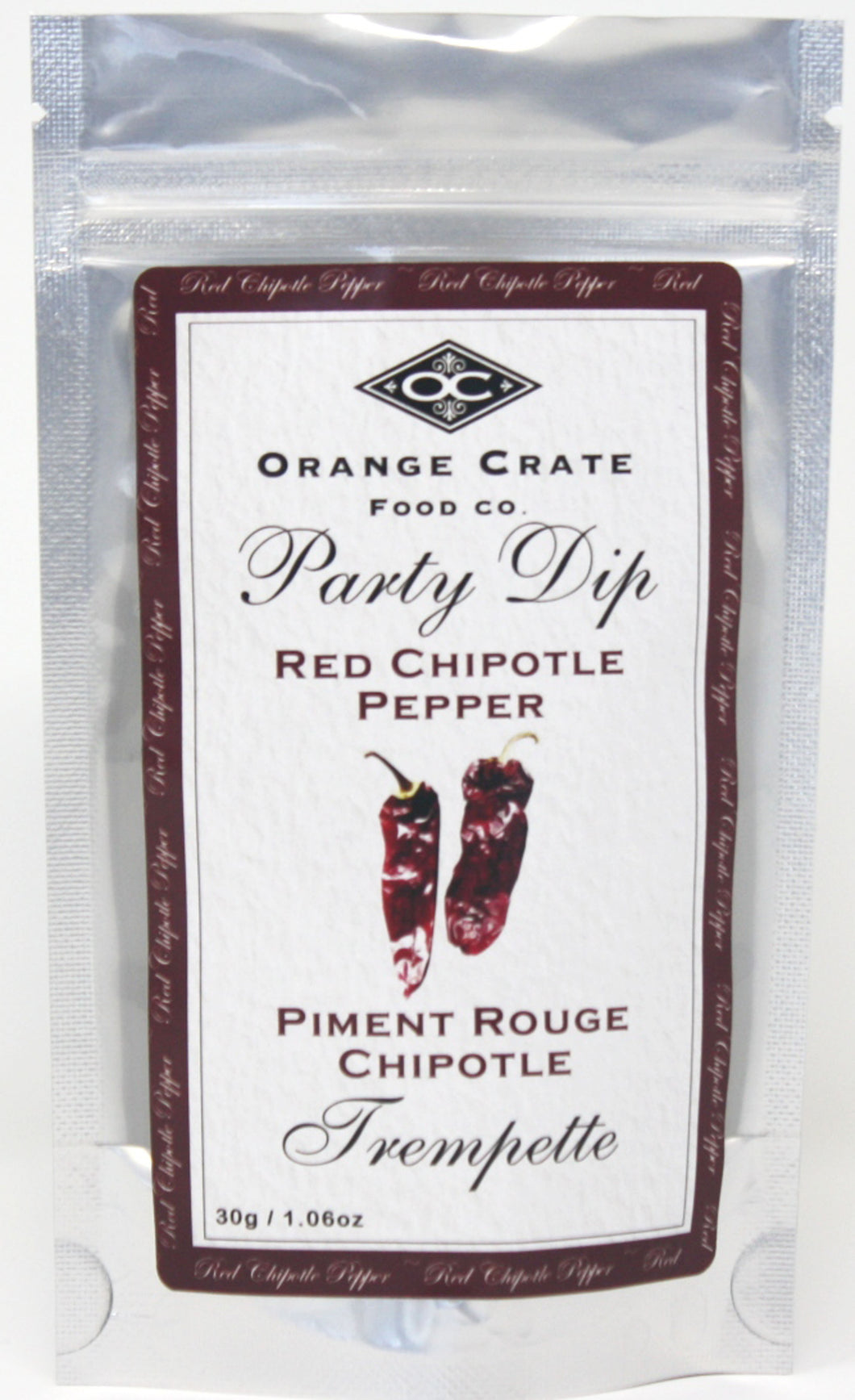 Red Pepper Chipotle - Cold Dip