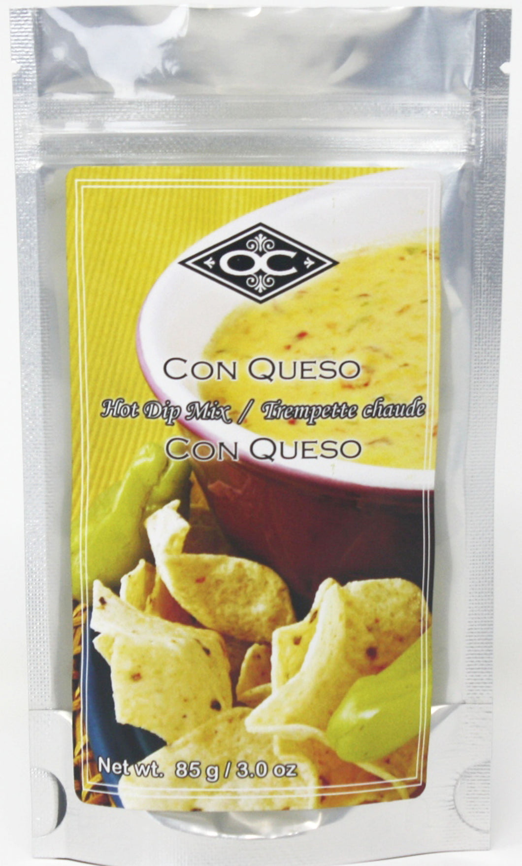 Con Queso Hot Dip