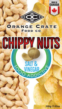 Load image into Gallery viewer, Salt and Vinegar Chippy Nuts - 200 gram bag